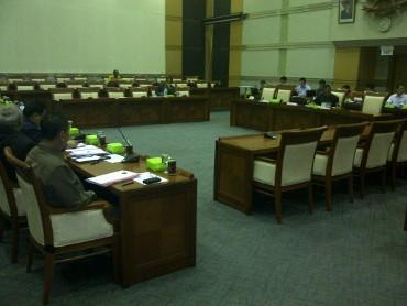 Komisi III Sebut Rapat Sepi Karena Ada Usulan Perubahan APBN