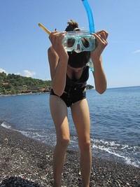 Snorkeling di Pantai Amed