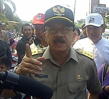 Cagub DKI dari PDIP, Foke atau Jokowi