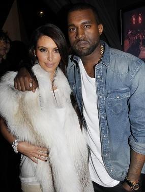 Kim Kardashian Bantah Kencan dengan Kanye West