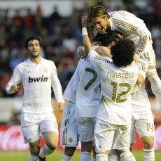 Madrid Menang 5-1 Lagi