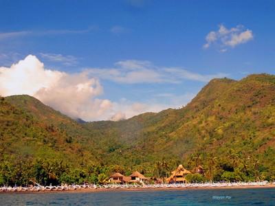 Intip Eksotisnya Bali di Amed