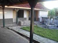 Bagian belakang rumah (dok. Putri/detikTravel)
