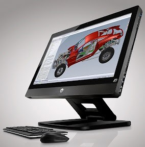 All-in-One HP Z1 (Ist.)