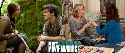 \Hunger Games\ & \Bridesmaids\ Pimpin Nominasi MTV Movie Awards 2012