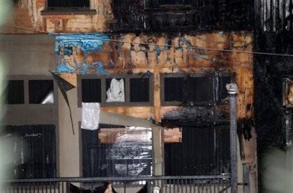 Studio Milik Sutradara Hollywood Hangus Dilalap Api
