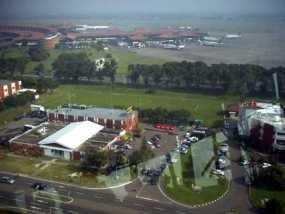 ACI: Tersibuk ke-11 di Dunia, Bandara Soekarno-Hatta Aman