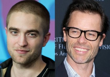 Robert Pattinson Curi Mobil Guy Pearce di \Rover\
