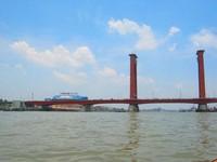Jembatan Ampera (Lalu Abdul Fatah/ACI)