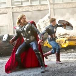 Saham Disney Tembus Rekor Berkat The Avengers