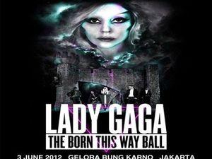 Pemerintah via Kementerian Pariwisata dan Ekonomi Kreatif Dukung Konser Lady Gaga