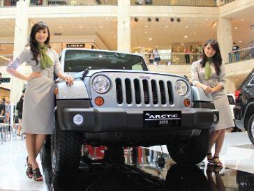 Chrysler Jaga Pamor di Indonesia