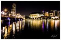 Marina Bay Bridge
