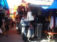 Pasar Lereng di Bukittinggi (dok. Putri/detikTravel)