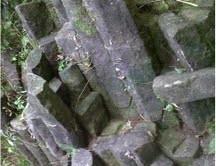 Ini Jejak Bebatuan yang Ditemukan di Gunung Padang Majenang