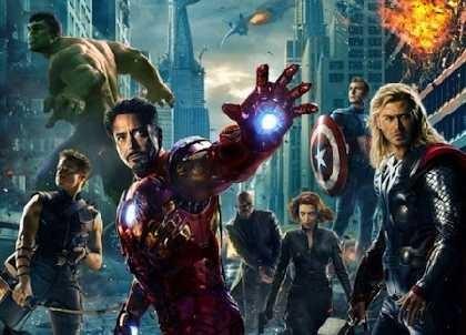 Raup Rp 12,6 Triliun, \The Avengers\ Film Terlaris Ketiga Sepanjang Masa