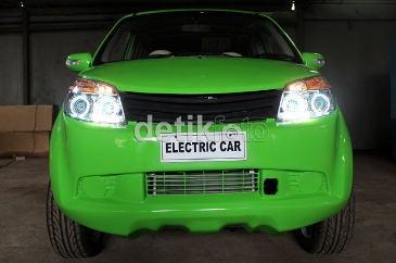 \Mobil Listrik Nasional Dirancang Insinyur Indonesia\