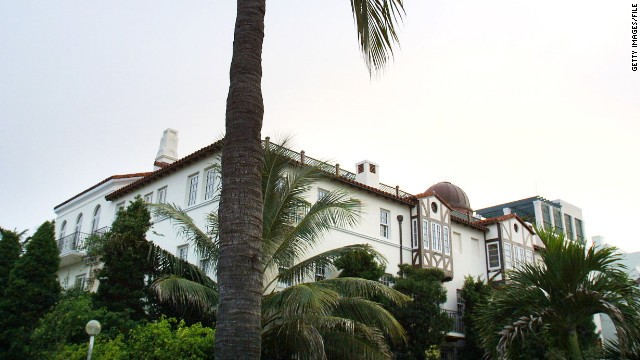 Dijual, Rumah Milik Gianni Versace Rp 1,16 Triliun