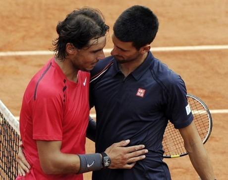 Djokovic: Nadal Petenis Terbaik di Tanah Liat