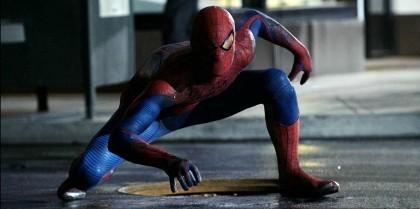 Andrew Garfield Minta Kostum Baru untuk \The Amazing Spider-Man 2\