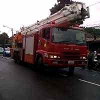 Lika-liku Pemadam Kebakaran, Pertaruhkan Nyawa Demi Selamatkan Nyawa