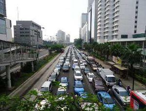 Jakarta Macet, SBY & Foke Digugat