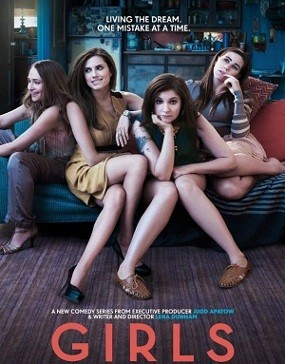 \GIRLS\, Versi Remaja \Sex and the City\?
