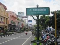 Malioboro, tempat terkenal di Yogya (Fitraya Ramadhanny/detikTravel)