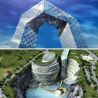 Wow! Ini Dia 6 Gedung Spektakuler di Dunia