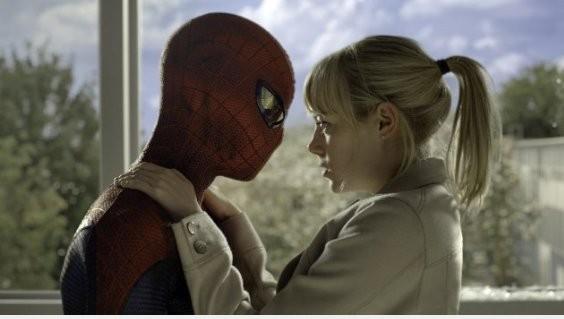 \The Amazing Spider-Man\ Raup Rp 328 M di Hari Pertama
