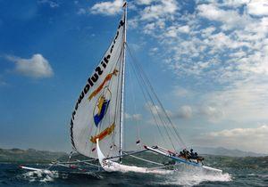 Keren! Perahu Khas Mandar Unjuk Gigi di Prancis