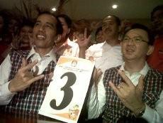 Meski Capek, Jokowi Setia Ladeni Wawancara TV