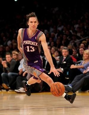 Nash Resmi Gabung Lakers