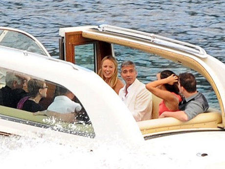 George Clooney Kencan Bareng Channing Tatum