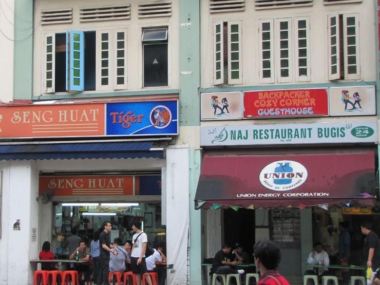 Beberapa penginapan murah di Singapura (Faya/detikTravel)