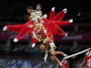Menikmati Olimpiade dengan Multiple Exposure