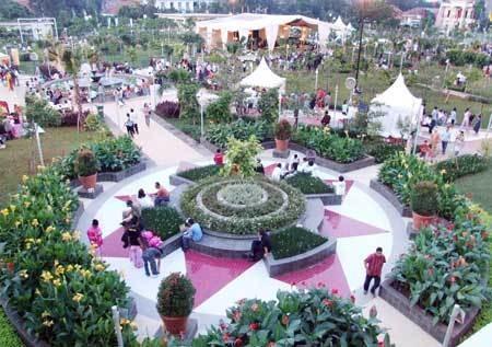 Taman Menteng (Dikhy Sasra/detikFoto)