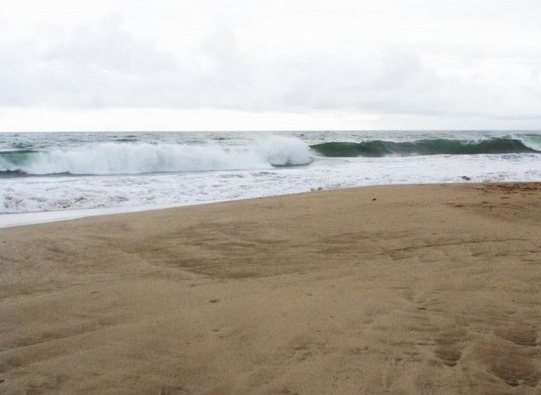 Ini dia Pantai Muara Beting (Provinsi Jabar)