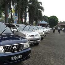 Jakarta Bangun Monorel dan MRT, Perusahaan Rental Mobil Tak Gentar
