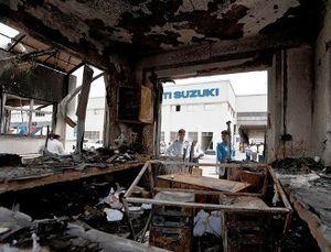 Rusuh di India Tak Berdampak ke Produksi Suzuki Indonesia