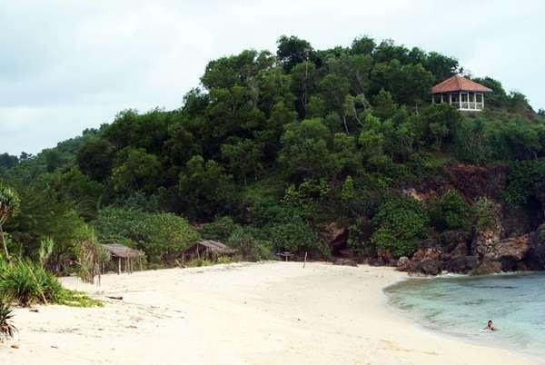 Inilah Pantai Ngandong si cantik yang tersembunyi di Gunungkidul (Desi Dwistratanti Sumadio/dTraveler)