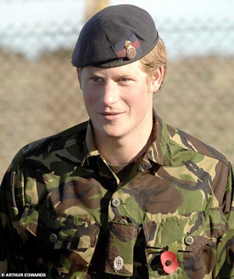 Pangeran Harry Ditugaskan ke Afghanistan