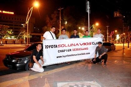 TSVC Chapter Semarang Lahir Kembali
