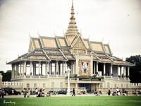 Royal Palace di Phnom Penh
