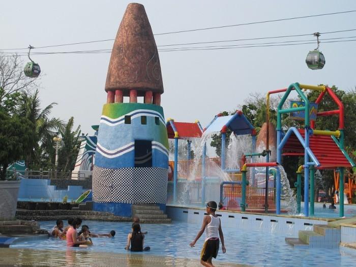 Atlantis Water Adventures (Sastri/detikTravel)