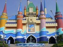Siam Park City, Roller Coster & Water Park Jadi Satu di Sini