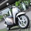 Skutik Retro Made in Yamaha Vs Honda