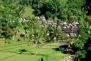 Kembali ke Alam di Kampung Naga