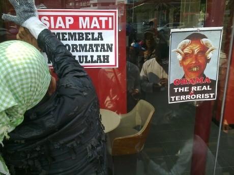 FPI Jateng: Kami Siap Minum Darah Pembuat Innocence of Muslims