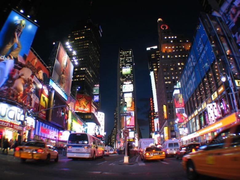 Times Square, Manhattan, New York (trekexchange.com)